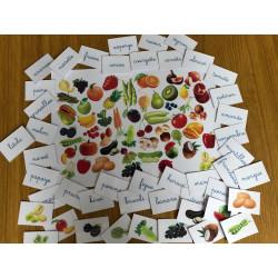 Lynx des fruits et légumes