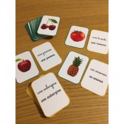 Mistigri des fruits et légumes