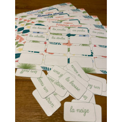 Bingo genre et nombre